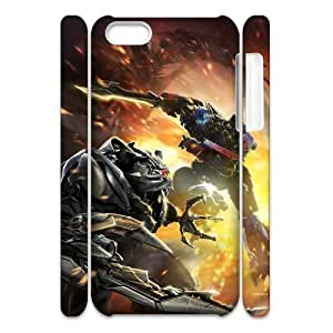 Newest Diy Transformers Apple Iphone 5C 3D Cover Case UN836848
