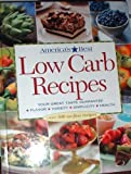 Low Carb Recipes, Anne C. Chappell, 0848728637