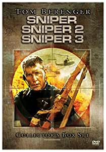 Sniper Collector's Box Set: Sniper, Sniper 2, and Sniper 3 [Import]