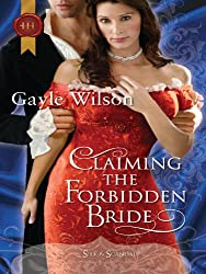 Claiming the Forbidden Bride (Silk & Scandal)
