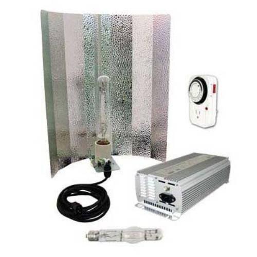 Powermax Virtual Sun VS600WRDS 600-Watt Grow Light Kit Wi...