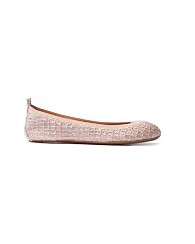 6117b8255 Amazon.com   Yosi Samra Miss Samara-Kids Shimmery NET Ballet Flat   Flats