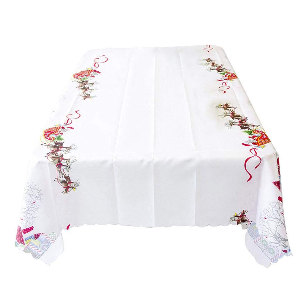 CampHiking Table cloth Christmas Party Decoration Tablecloth For Hotel Christmas Party Restaurant CampHiking®