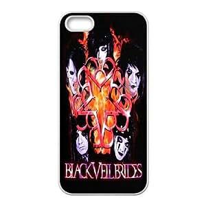 iPhone 5, 5S Phone Case Black Veil Brides B8U789287