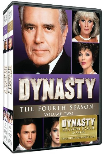 DVD : Dynasty: Season Four, Two Pack (Full Frame, , Dubbed, 6 Disc)