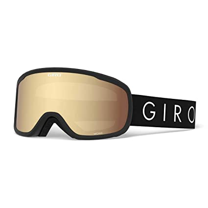 a768827d663 Amazon.com   Giro Moxie Womens Snow Goggles Black Core Light - Amber ...