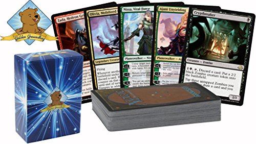 Magic The Gathering 50 Random Rare Cards Foils/Mythics/PlanesWalkers