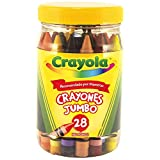 Crayola 520328M005 28 Crayones Jumbo