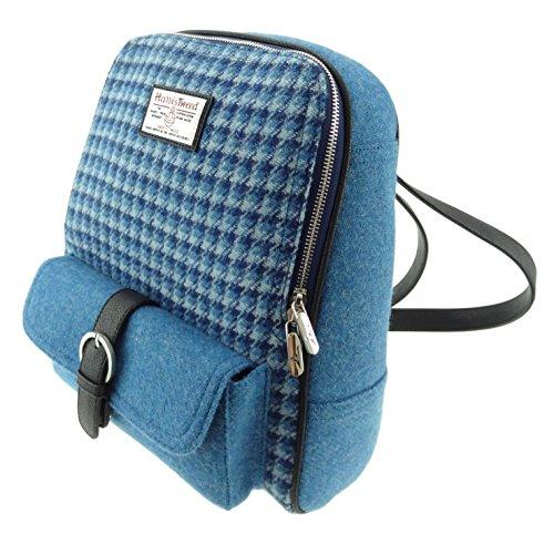 Harris Tweed - Bolso mochila  para mujer COL 63