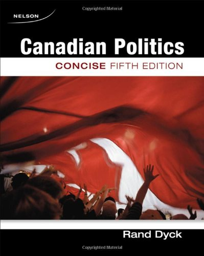 Canadian Politics: Concise