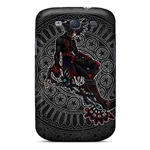 S3 Scratch-proof Protection Case Cover For Galaxy/ Hot Kingdom Hearts Phone Case
