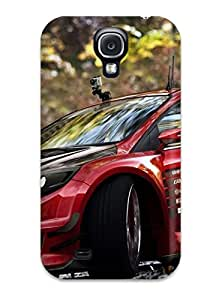 For Galaxy S4 Tpu Phone Case Cover(tuning Cars Hd)