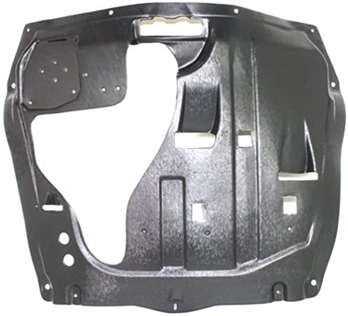 Under Cover Make Auto Parts Manufacturing LX1228122 Center RX350 07-09 ENGINE SPLASH SHIELD USA//JAPAN Built