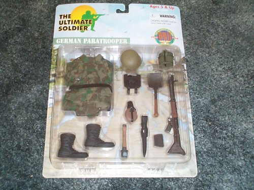 Untimate Soldier WWII German Paratrooper Unifrom Set (Paratrooper Set)