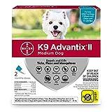 K9 Advantix II Flea and Tick Prevention for