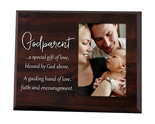 Baptism Gift for Godparents Picture Frame A Special Gift (Godparent Picture Frame)