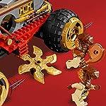 LEGO-Ninjago-Gioco-per-Bambini-Bounty-di-Terra-Multicolore-6250933