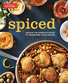 Book Cover: Spiced: Unlock the Power of Spices to Transform Your Cooking