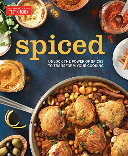 Spiced: Unlock the Power of Spices to Transform Your Cooking ()