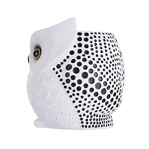 Owl Pen Holder Lyasi Owl Pen Pencil Container Carving