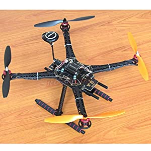 Hobbypower DIY S500 Quadcopter with APM2.8 Flight Controller NEO-7M GPS and HP2212 920KV Brushless Motor + Simonk 30A ESC from Hobbypower