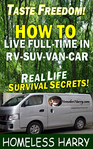 How To Live Full Time In RV VAN SUV Or CAR Discover