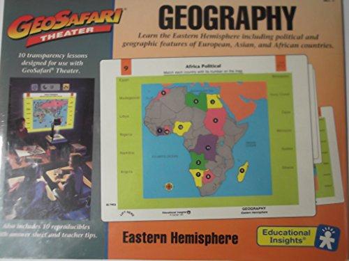 - Geosafari Theater Geography Eastern Hemisphere Ei-7902