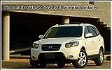Automotiveapple 893822B000WK 2nd Back Recline Lever Cover for 2007 2009 Hyundai Santa Fe