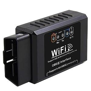 Gerneric ELM327 WiFi OBD2 Scanner