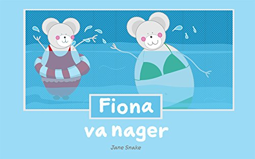 Livre Pour Bebe Fiona Va Nager French Edition Lecons De
