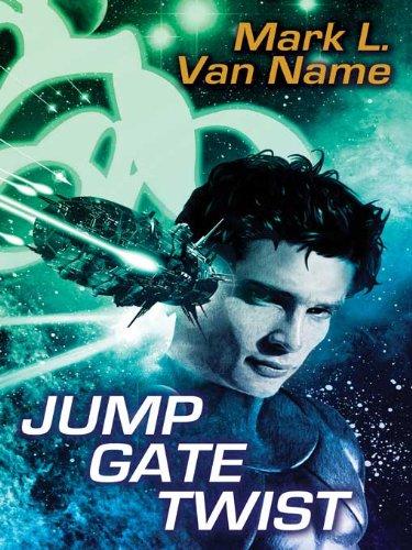 Jump Combo - Jump Gate Twist (Jon and Lobo combo volumes Book 1)