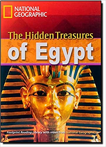 Hidden Treasures of Egypt (Footprint Reading Library 2600)