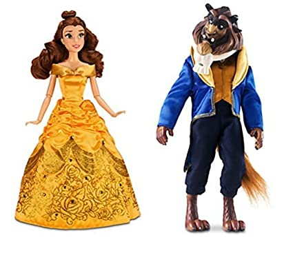 f451b353e61 Amazon.com  Disney Store Beauty   The Beast Classic 12