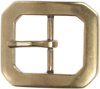 Acabado en bronce 30mm Hebilla