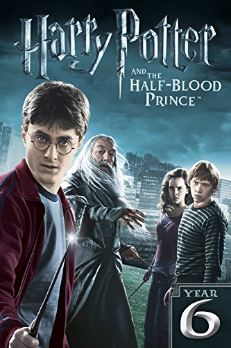 DVD : Harry Potter and the Half Blood Prince