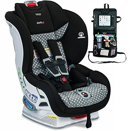 Britax USA Marathon ClickTight Convertible Car Seat, Ollie &