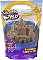 Kinetic Sand 6047184 The Original Moldable Sensory Play Sand
