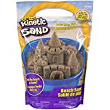 Kinetic Sand 6028362 3 lb. Beach Sand for Ages, Multicolor