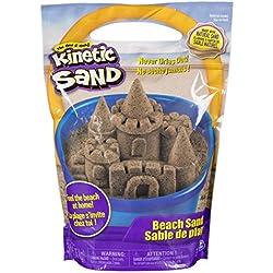 Multicolor Kinetic Sand 6055453 Bolsa de Color de 6 Libras