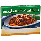 NutriWise – Spaghetti & Meatballs – High Protein Diet Entree (1 box) Review
