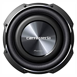 carrozzeria (Pioneer) 25cm subwoofer TS-W2520【Japan Domestic genuine products】