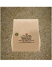 Pine Tree Resin for Beeswax Food wrap eco-Friendly in fine Pebble Form (Natural Grain Rosin, 1 Pound)