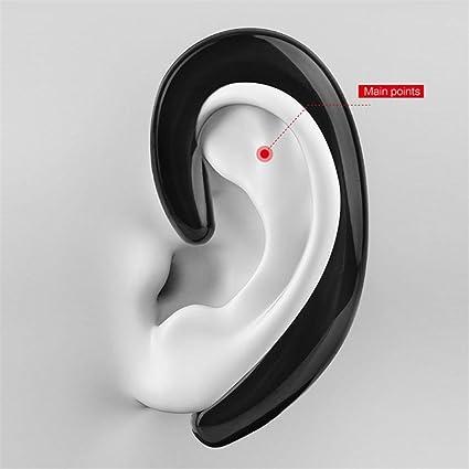 Purebesi K8 Auriculares Bluetooth Auriculares Inalámbricos Conductor de Hueso Universal de Negocios Al Aire Libre Conducción