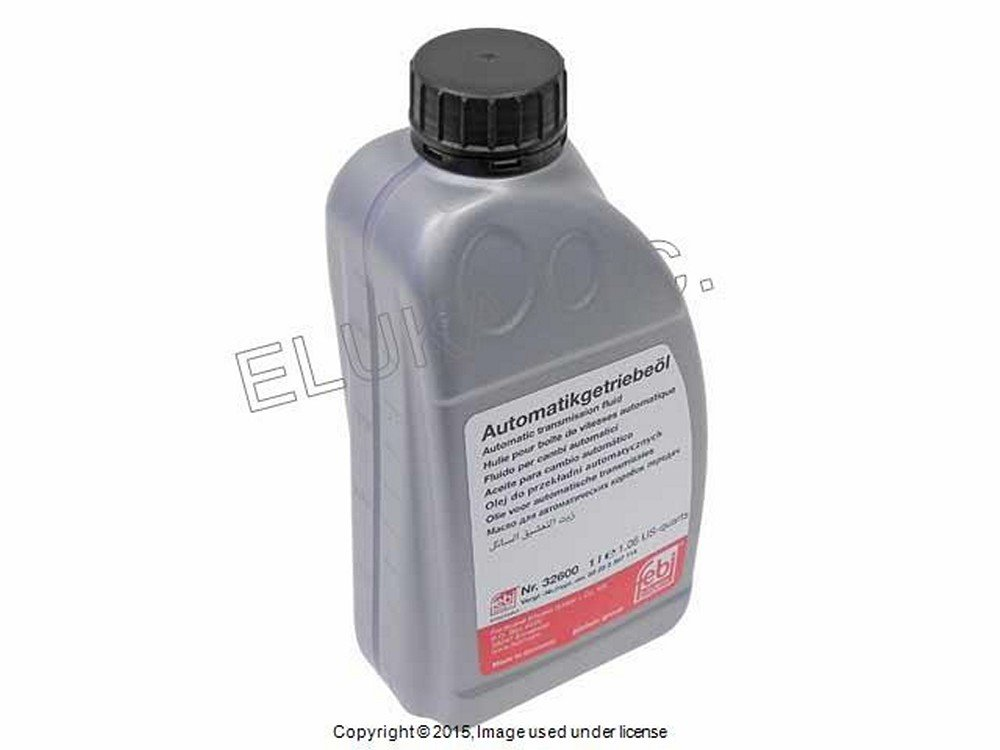 Amazon com: BMW Fluid Change Automatic Transmission Fluid (1 Liter