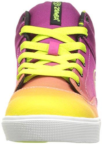 Zumba Footwear Mädchen Rio Zumba Street Fresh Hallenschuhe Violett (Purple)