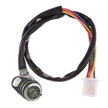 Flameer Motorcycle Gear Position Sensor Wiring for CG125