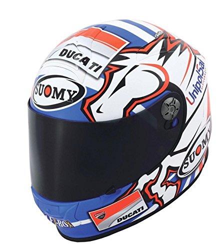 SUOMY (Suomi) bike helmet full face SRSPORT DOVISIOZO GP DUCATI (Dovijiozo GP Ducati) (Size  XL) Japan Special specification SSR0033