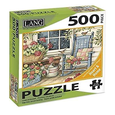 LANG - 500 Piece Puzzle -