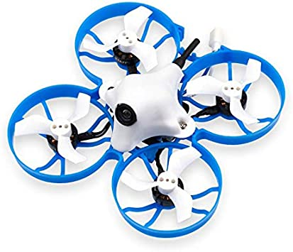 Opinión sobre BETAFPV Meteor75 Frsky LBT 1S Brushless Whoop Drone with F4 1-2S AIO FC BT2.0 Connector 1102 18000KV Motor M01 AIO Camera for Tiny Whoop Micro FPV Racing Whoop Drone Quadcopter