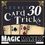 Magic Makers 30 Secret Card Tricks - Easy To Master Card Tricks